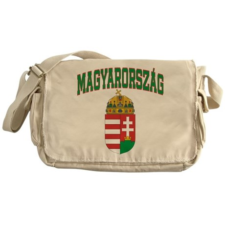 Hungary Messenger Bag