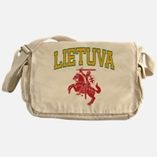 Lithuania Messenger Bag