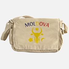 Moldova Messenger Bag