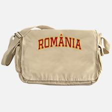 Romania Colors Messenger Bag