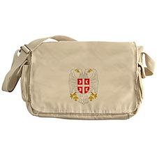 Serb Eagle Latin Messenger Bag