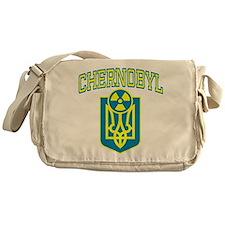 Chernobyl English Messenger Bag