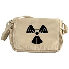 Radiation Angel Messenger Bag
