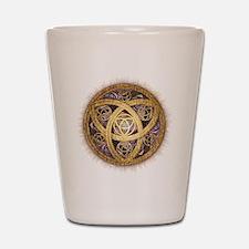 Celtic Sun Shot Glass