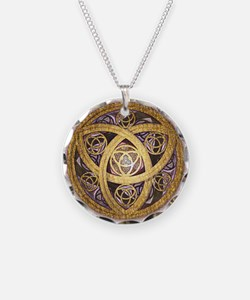 Celtic Sun Necklace