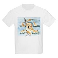 The Versatile Golden T-Shirt