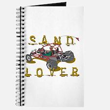 Sand Lover Dune Buggy Journal