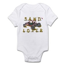 Sand Lover Dune Buggy Infant Bodysuit