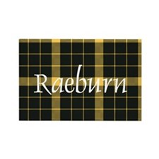 Tartan - Raeburn Rectangle Magnet