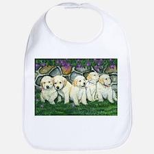 Golden Pups Bib