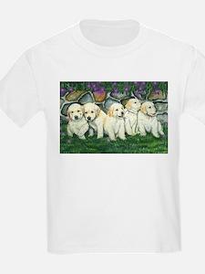 Golden Pups T-Shirt