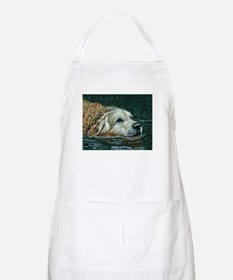 Golden Old Swimmer Apron