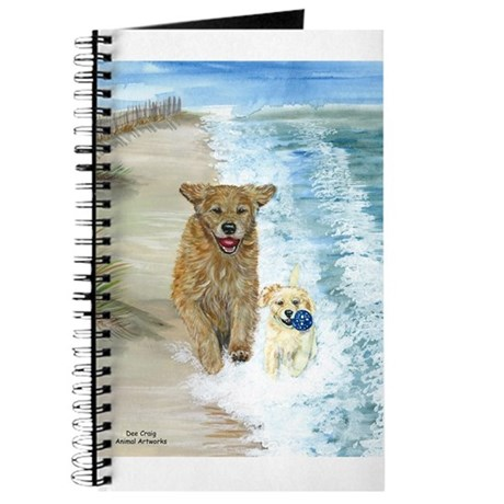 Golden Surf Dogs Journal