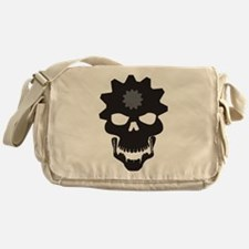 SkullCog: Messenger Bag
