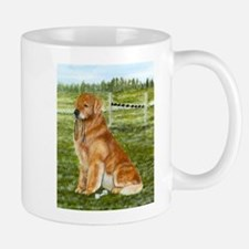 Golden Obedience Mug