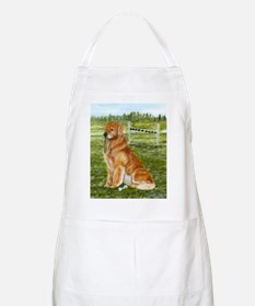 Golden Obedience Apron
