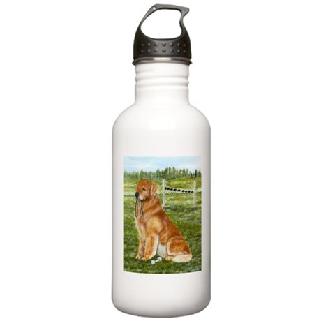 Golden Obedience Stainless Water Bottle 1.0L
