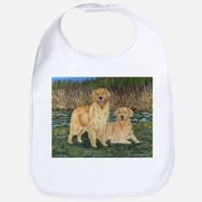 Golden Marsh Pair Bib
