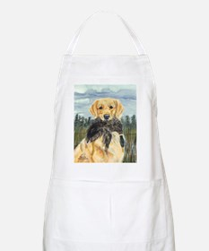 Golden Hunter Apron