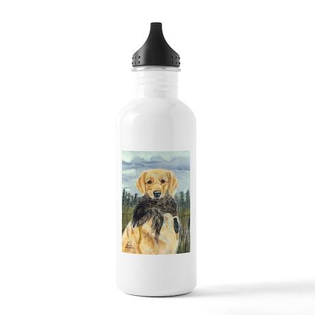 Golden Hunter Stainless Water Bottle 1.0L