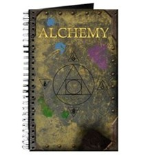 Alchemy Lab Book Journal