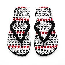 I (Heart) Rafa Flip Flops