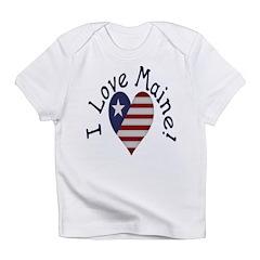 I Love Maine! Infant T-Shirt