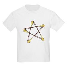Besom Pentagram Kids T-Shirt