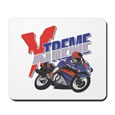 Extreme Motorcycle Mousepad