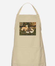 Golden Family Apron