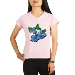 Blueberries Performance Dry T-Shirt