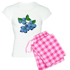 Blueberries Pajamas