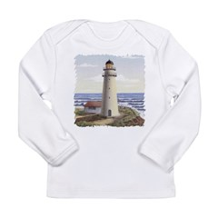 Portland Headlight Long Sleeve Infant T-Shirt