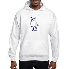 Inky Cat Hoodie