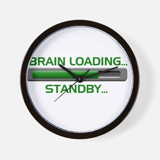 Brain Loading.... Wall Clock