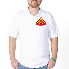 USMC - Lance Corporal T-Shirt