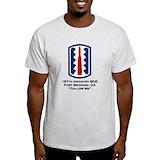 197th Mens Light T-shirts