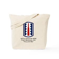 Follow Me Tote Bag