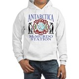 Antarctica Hooded Sweatshirts