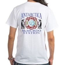 Antarctica McMurdo Shirt