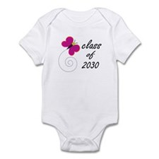 Class of 2030 Butterfly Infant Bodysuit