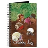 Hermit crab Journals & Spiral Notebooks