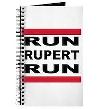Run Rupert Run! Journal