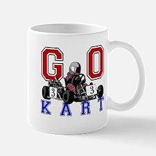Kids Go Kart Racing Mug