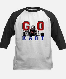 Kids Go Kart Racing Tee