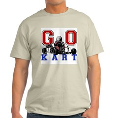 Kids Go Kart Racing T-Shirt