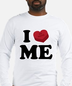 I Be Mine-Heart Long Sleeve T-Shirt