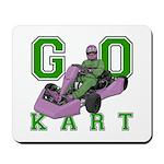 Go Kart Adult Mousepad