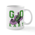 Go Kart Adult Mug