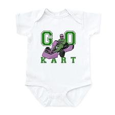 Go Kart Adult Infant Bodysuit